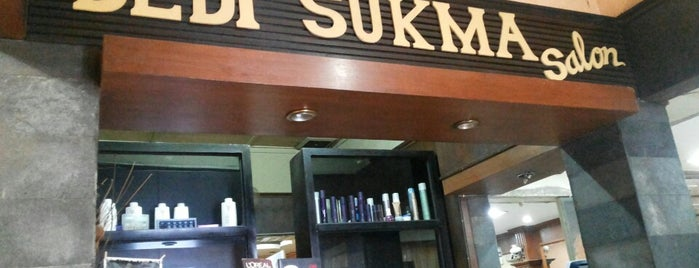 Dedi Sukma Salon is one of Rest & Relax @Bandung.