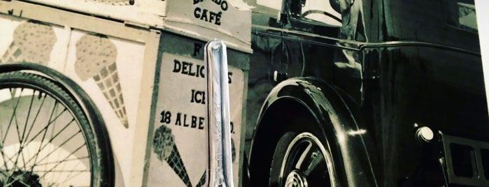Gelato Bianco Italian Ice Cream & Coffee is one of Fethiye & Ölüdeniz & Göcek.