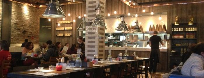 Gourmet Burger Kitchen is one of UK Birmingham.