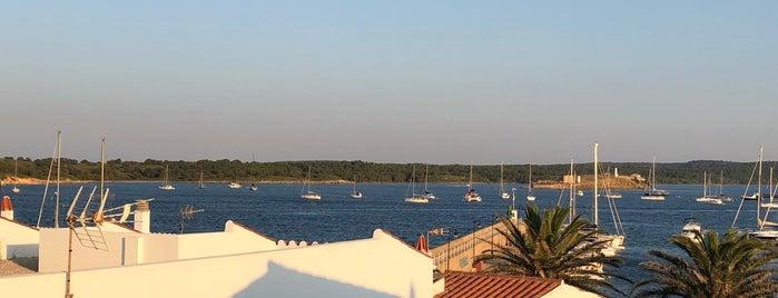 Bar Sa Taula is one of Menorca.