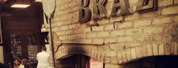 Bráz Pizzaria is one of Comer.