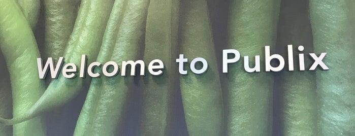 Publix is one of Locais curtidos por Kelly.