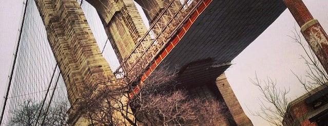 Brooklyn Bridge Park - Pier 1 is one of Nova York.