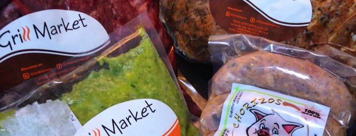Grill Market is one of Milva : понравившиеся места.