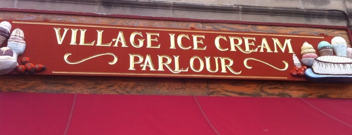 Village Ice Cream Parlour is one of Ice Cream.