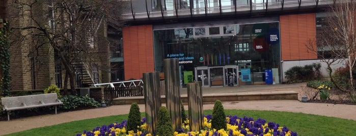 Gallery Oldham is one of Greater Manchester Attractions.