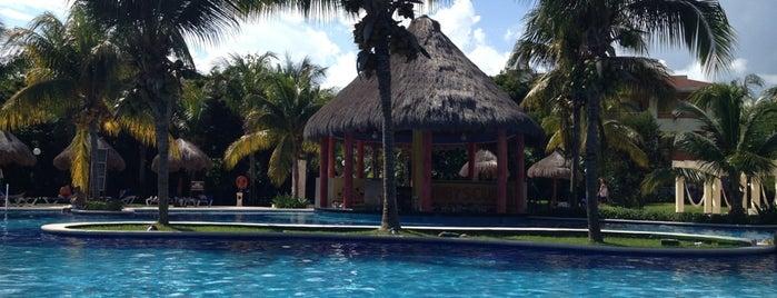 Grand Bahia Principe Coba is one of Por Hacer.