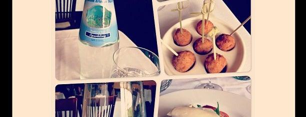 Assaggi Osteria is one of DC Restaurant Week.