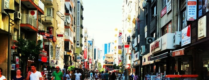 Kıbrıs Şehitleri Caddesi is one of All-time favorites in Turkey.