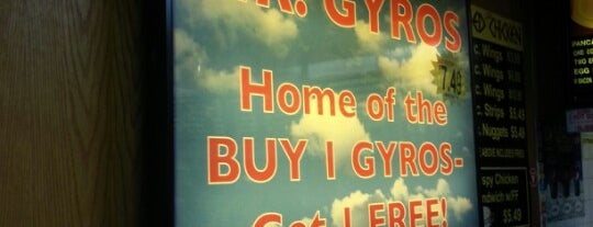 Mr. Gyros is one of Orte, die Nikkia J gefallen.