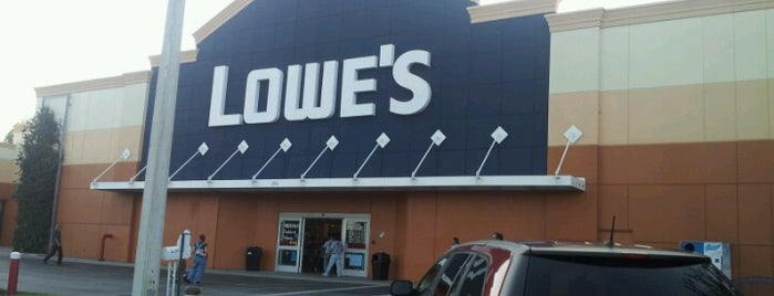Lowe's is one of Shopping.