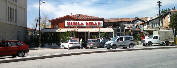 Kukla Kebap is one of Ankara Yemek.