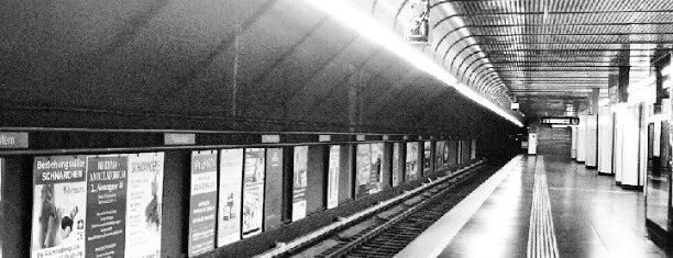 Bahnhof Praterstern is one of The Wiener takes it all.