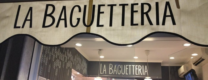 La baguetteria is one of Street Food ROMA.
