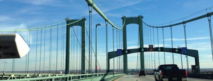 Alexander Hamilton Bridge is one of Kickin' it in the Bronx!.