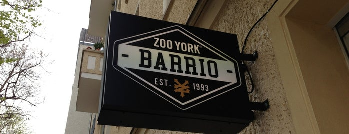 Zoo York Barrio Berlin is one of Chrisさんのお気に入りスポット.