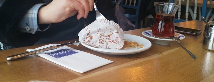 Bodrum Mantı&Cafe Kadıköy is one of Figen 님이 좋아한 장소.