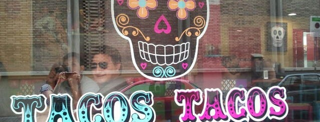 Tacos Tacos is one of La Rosa de Foc.
