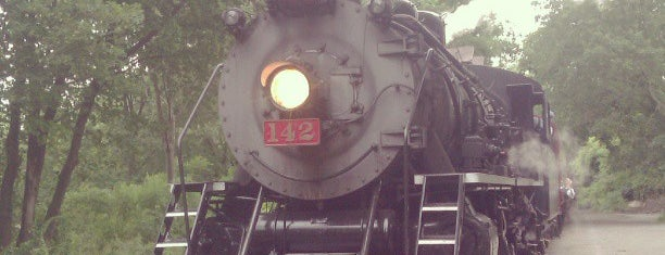 The Delaware River Railroad Excursions is one of Lugares favoritos de Duies.