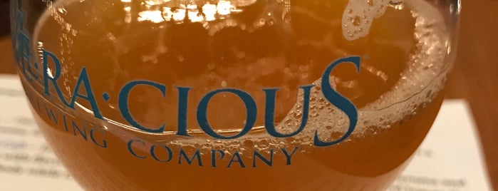 Veracious Brewing is one of Food.