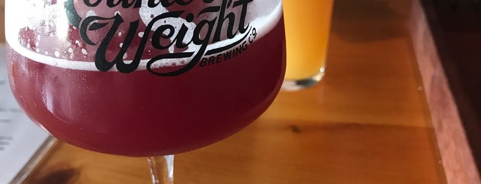 Counter Weight Brewing Co. is one of Coleさんのお気に入りスポット.