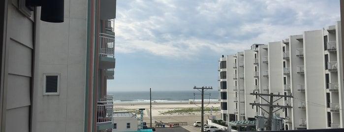 Atlantic Ocean is one of Nicholas : понравившиеся места.