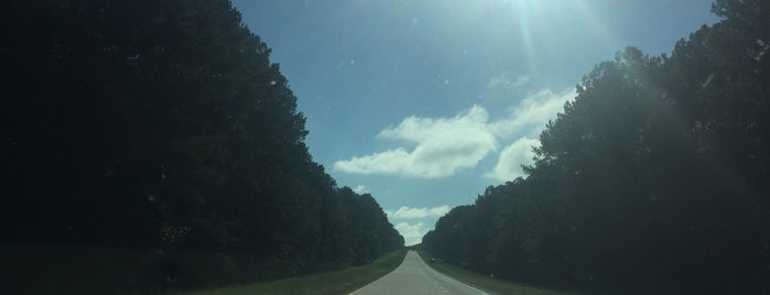 On the road. is one of Macon & Forsyth.