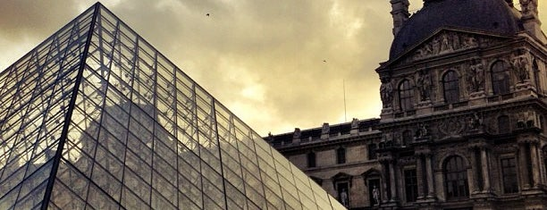 Pyramide du Louvre is one of Lugares que fui.