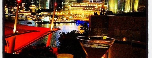 Orgo Bar & Lab is one of SOUTH EAST ASIA Dining with a View.