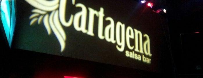 Cartagena is one of Brussels Jazz Marathon (68 spots).