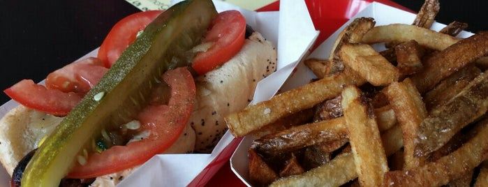 "Hot""G""Dog is one of Food to Try - Not NY."