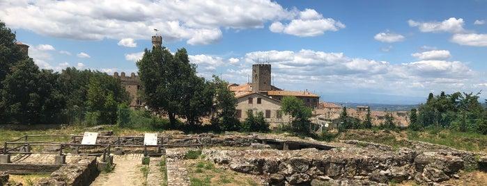 Acropoli Etrusca is one of Locais curtidos por Ico.