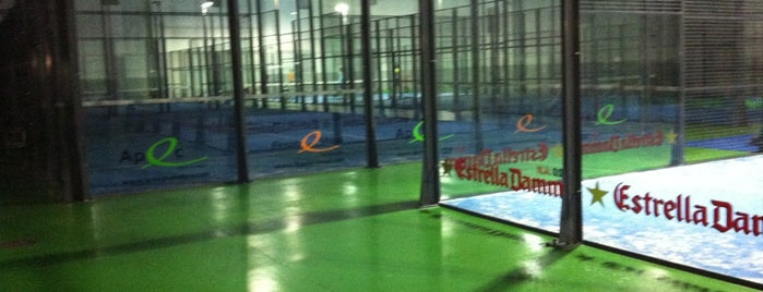 Padel Indoor Granollers is one of Sports & Fashion, I.