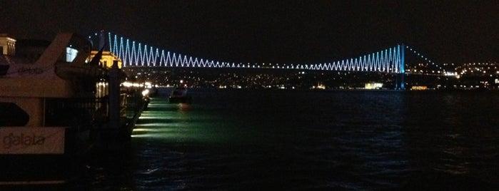 Beşiktaş is one of İstanblueee :).