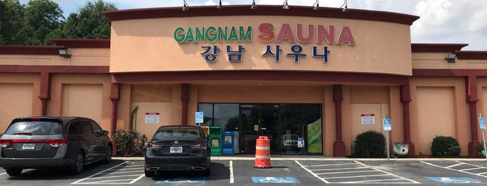 Gangnam Suana is one of Locais curtidos por Ashley.