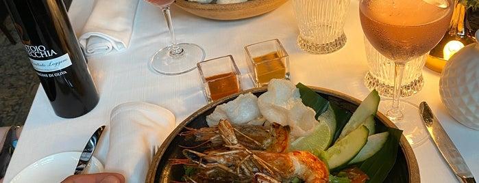 FELIX Kitchen & Bar is one of Budapest. Best..