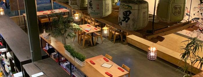Yama Sushi & Izakaya is one of uwishunu portland.