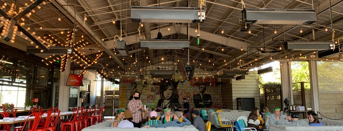 Culinary Dropout at Farmer Arts District is one of Tempat yang Disukai Mark.