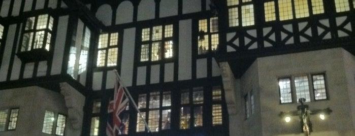 Liberty of London is one of Twenty-One London Picks.