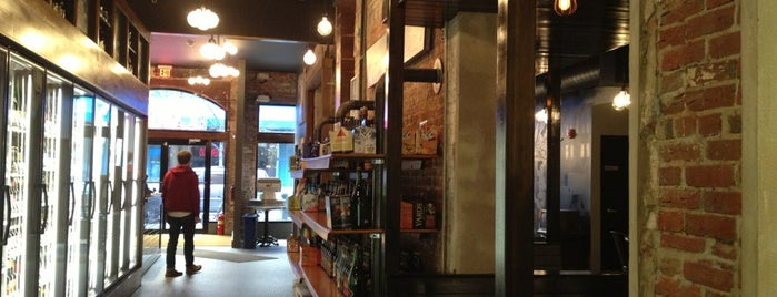 The Corner Foodery is one of Philly To-Do.