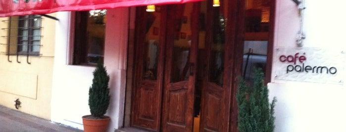 Café Palermo is one of Café.