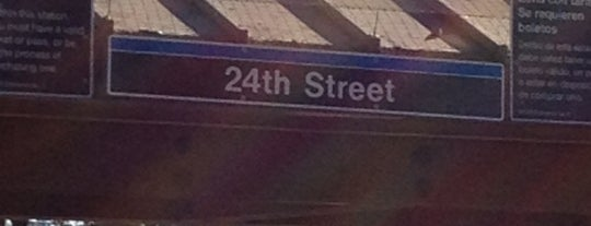 24th Street Trolley Station is one of USA 3.