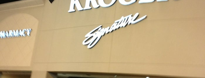 Kroger is one of Orte, die Coach gefallen.