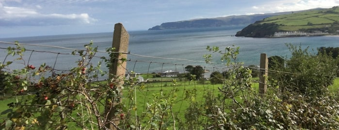 Glens of Antrim is one of Game of Thrones filming locations.