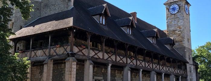 Chateau des Ducs de Bourbon is one of Museums Around the World-List 2.
