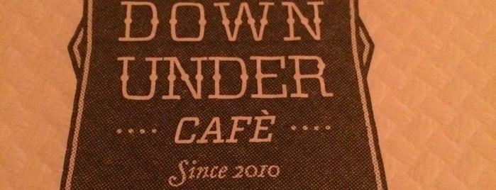 Down Under Cafè is one of Lieux qui ont plu à Claudia.