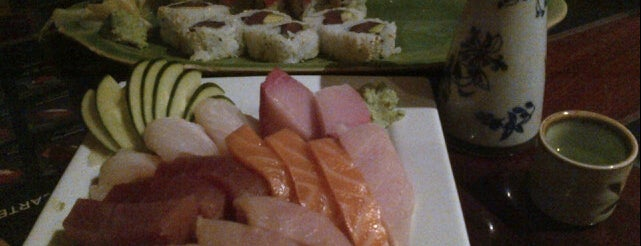 Ajisai Japanese Grill & Sushi is one of Places already ate.