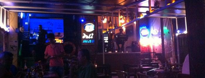 Deli Mavi Cafe & Bar is one of Canakkale-Assos-Ayvalık.