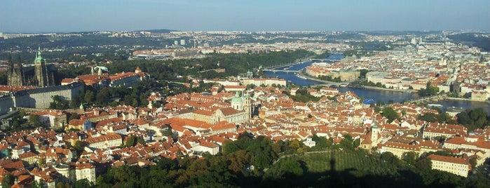 Petřínská rozhledna | Petřín Lookout Tower is one of Top photography spots.