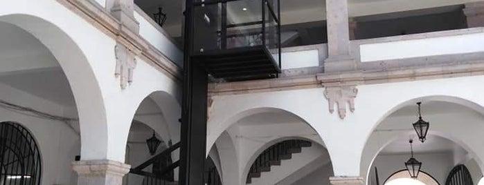 Palacio Municipal De Teziutlan is one of Teziu.